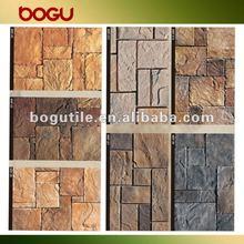 2012 hot artificial interior wall stone decoration