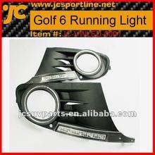 Led Ring Daytime Running Light For VW Golf 6