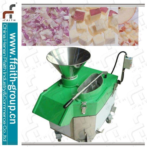Más eficiente de cortar las verduras y frutas de la máquina