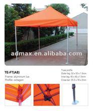 Pop up Tent Canopy (Aluminium octagon-leg)-52mm
