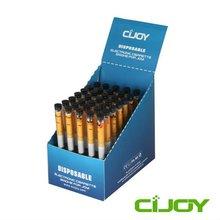 2012 green smoke cijoy D350 best disposable e cigarette