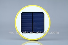 New Design Factory Direct supply 1800mAh Portable Solar Charger Mobilephone,Solar Mobile Charger for Iphone