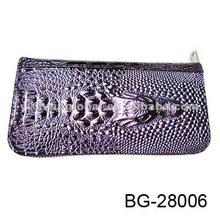 2012 fashion ladies colourful leather purses and handbags