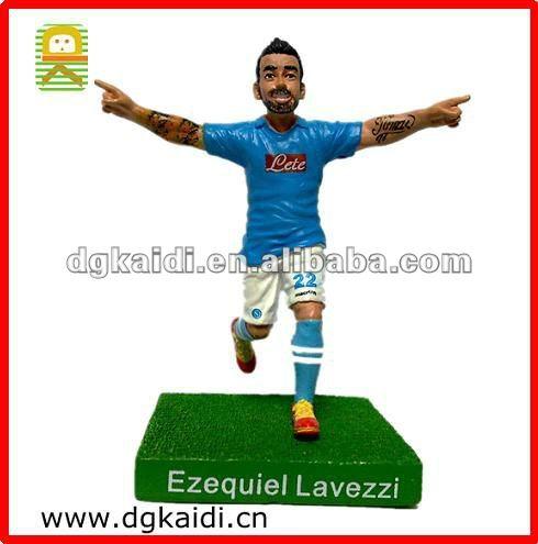 Famoso jugador de fútbol figura-Figuras de Acción -Identificación ...