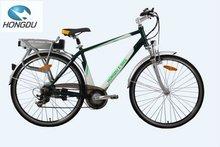 hongdu easy rider electric motor road city bike