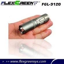 16340 battery Cree Q5 military mini led 1 watt torch