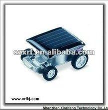 interesting solar car the smallest
