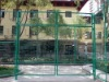 high quality chain link fence/high wall fence/garden partition fence