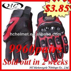 HC Glove 250 cc motorcycle