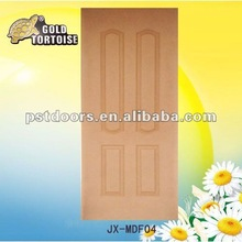 MDF Mahogany door designs (competitive price),mdf interior door with whit prime