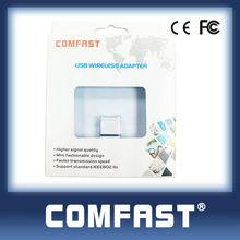 wireless lan usb adapter wireless usb network adapter comfast CF-WU810N wireless mini pci adapter
