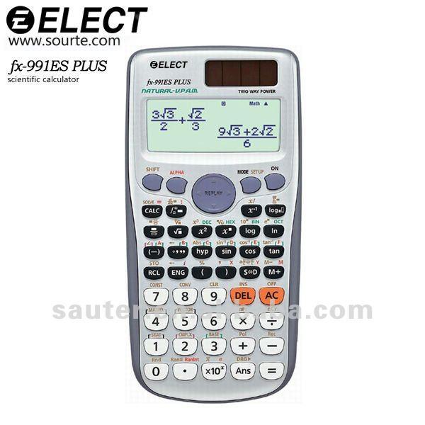 آلة حاسبة FX-991ES بالجملة زائد