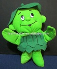 sprout Jolly green giant plush hand puppet