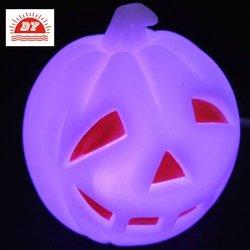 plastic pumpkin head for halloween
