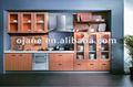 pvc thermofoil armário modular armário de cozinha