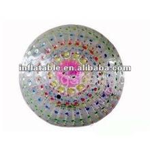 inflatable Fluorescence Zorb Ball roller ball