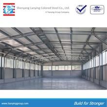 structural steel frame workshop