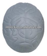 PU stress reliever brain/anti stress brain/PU cerebrum squeeze toy