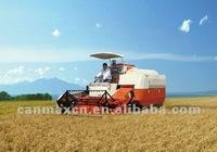 LOVOL 2m mini rice combine harvester
