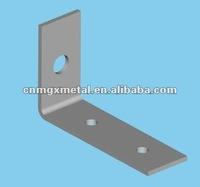 Custom stamping hood walls stainless steel Retainer Bracket