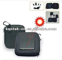 solar sun digital charger