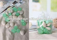 Aquarium rock,color beads,vase filler