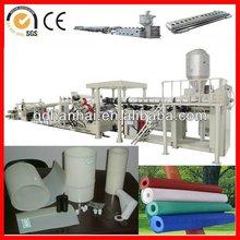 PS/PC/HIPS/PP/PE/PET/ABS plastic sheet production line