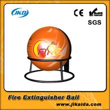 Dry power elide fire ball extinguisher equipment