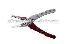 outstanding hi-tech tungsten steel Split Ring fishing clamp