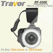 Travor RF-550E for SONY camera ring flash