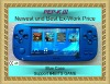 4.3 MP5 player PAP K3 Game Player for kids handheld electronic games