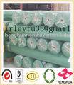 Não- tecido de polipropileno spunbond tecido para sacos de eco, fronha, folha de cama, toalha de mesa