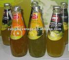 290ml Glass Bottle BASIL SEED Juice Drink