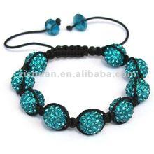 real china shamballa bracelet