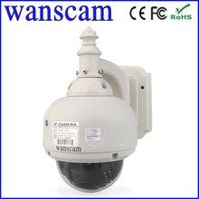 pan tilt ir cut waterproof zooming night vision wifi surveillance dome network camera