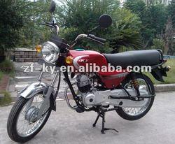 BAJIAJ model motorcycle BOXER, 100cc street bike