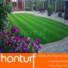 Hot sale!! Garden landscaping plastic turf 4-tone color