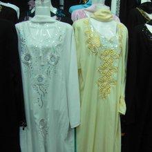 Hohe qualität arabischen women's thoubs/thobe( kn- rb- 59)