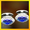 2012 new design gemstone jewelry fashion cufflinks for women