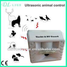 Ultrasonic Garden Guard by 5 in 1 Pest Animal Control