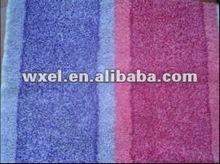 Waterproof microfiber chenille bedroom carpet