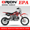 EPA Classic ORION 125cc kids dirt bike