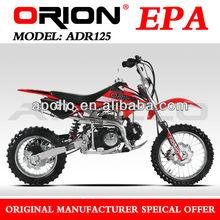 EPA Classic ORION 125cc kids dirt bike