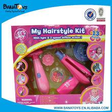 My hair style kit girls toys