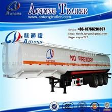 50000 liters cheap tanker semi trailer,semi trailer air tank with tri axle tanker semi trailer,hot sale type