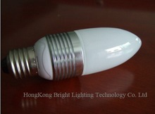 2015 Competitive price for 3W LED Candle Lamp E14