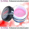Soak off UV Builder gel / UV cor gel