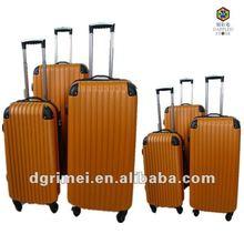 elegant hard ABS trolley luggage case & Big trolley luggage