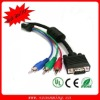 professional VGA to RCA cable for computer monitor