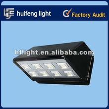 Black Classic LED Wall Light 80W